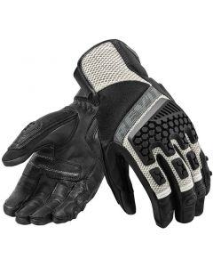 REV'IT Sand 3 Gloves Black/Silver