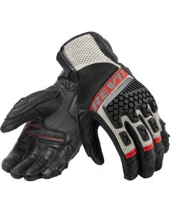 REV'IT Sand 3 Gloves Black/Red