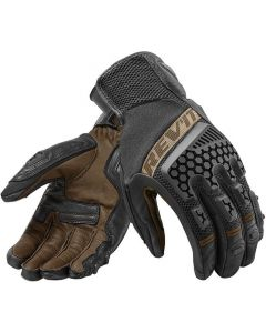 REV'IT Sand 3 Gloves Black/Sand