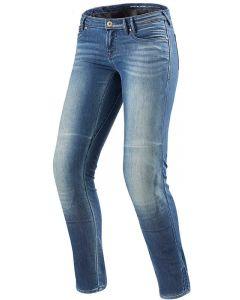REV'IT Westwood Ladies SF Jeans Used Light Blue