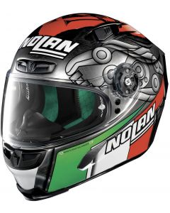 X-Lite X-803 Replica M. Melandri - Scratched Chrome 021