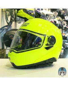 Nolan N100-5 Hi-Visibility N-Com Fluo Yellow 022