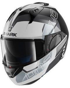 Shark Evo-One 2 Slasher White/Black/Silver WKS