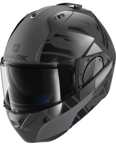 Shark Evo-One 2 Lithion Dual Anthracite/Black/Anthracite AKA
