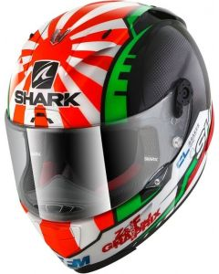 Shark Race-R Pro Zarco 2017 Black/Red/Green KRG