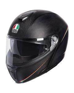 AGV Sportmodular Tricolore Matt Carbon/Italy 001