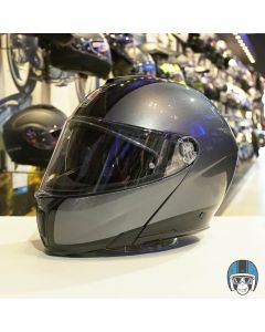 AGV Sportmodular Carbon/Dark Grey 005