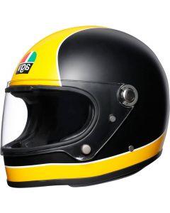 AGV X3000 Super Agv Matt Black/Yellow 003