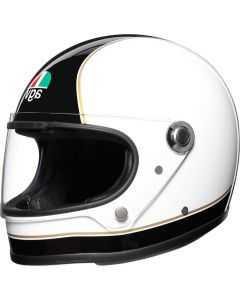 AGV X3000 Super Agv Black/White 005