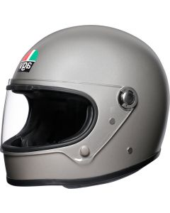 AGV X3000 Matt Light Grey 004