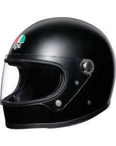 AGV X3000 Matt Black 003