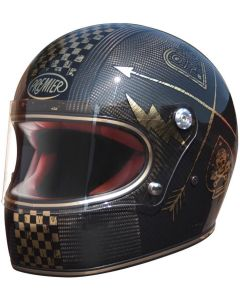 Premier Trophy Carbon NX Gold Chromed