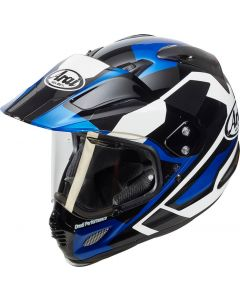 Arai Tour X-4 Catch Blue