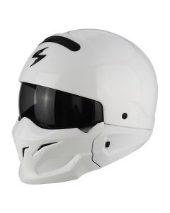 Scorpion EXO-Combat Solid White