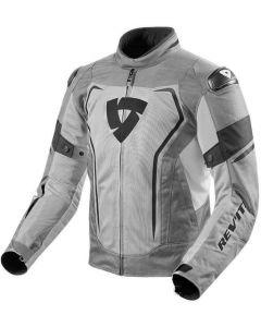 REV'IT Vertex Air Jacket Light Grey/Black