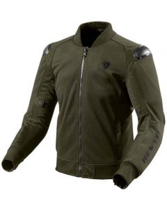 REV'IT Traction Jacket Dark Green/Black