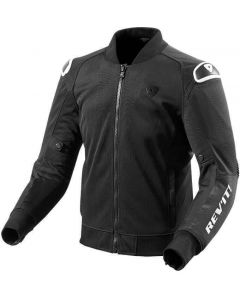 REV'IT Traction Jacket Black/White