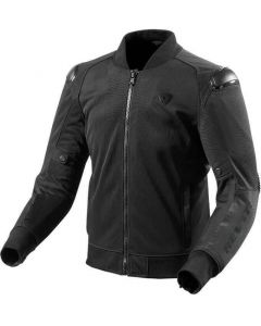REV'IT Traction Jacket Black
