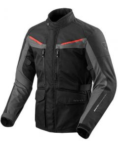 REV'IT Safari 3 Jacket Black/Anthracite