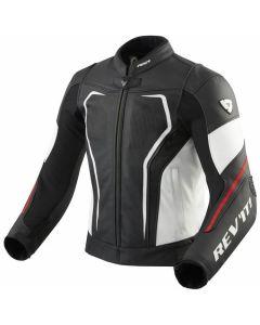 REV'IT Vertex GT Jacket Black/Red
