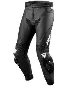 REV'IT Vertex GT Trousers Black/White