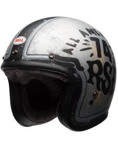 BELL Custom 500 DLX AS RSD 74 Black/Silver