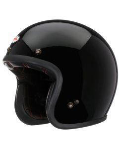 BELL Custom 500 DLX Solid Black