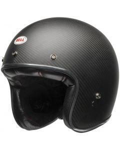 BELL Custom 500 DLX Carbon Matt Black