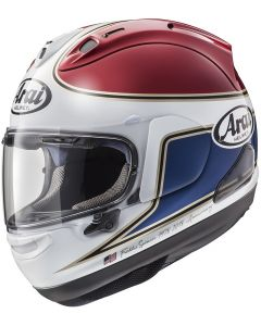 Arai RX-7V Spencer 40Th Red