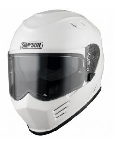 Simpson Venom White