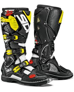 Sidi Crossfire 3 Black/Yellow Fluo 119