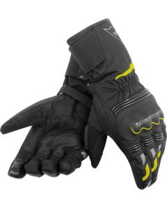Dainese Tempest Unisex D-Dry Long Black/Fluo Yellow 620