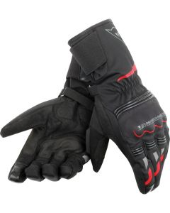 Dainese Tempest Unisex D-Dry Long Black/Red R08