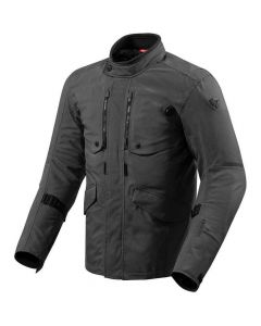 REV'IT Trench GTX Jacket Black