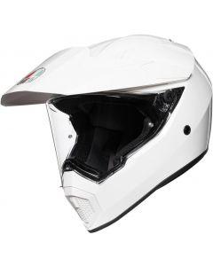 AGV AX9 White 004