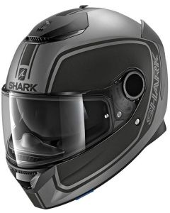 Shark Spartan 1.2 Priona Matt Anthracite/Black/Anthracite AKA