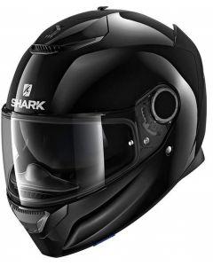 Shark Spartan 1.2 Blank Black BLK