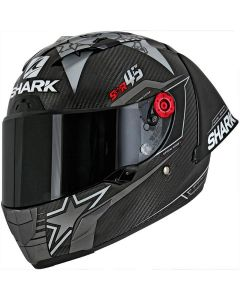 Shark Race-R PRO GP Redding Carbon/Black/Red DKR