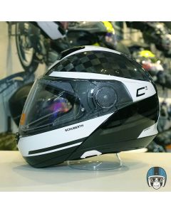 Schuberth C4 Pro Carbon Tempest White 210