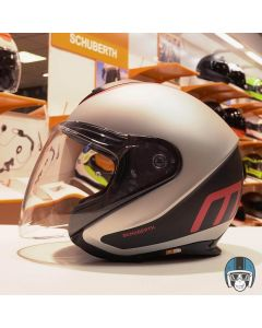 Schuberth M1 Pro Triple Red 381