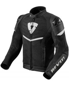 REV'IT Mantis Jacket Black/White