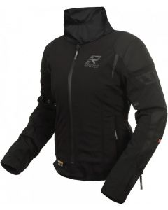 Rukka Elastina Ladies Jacket Black/Black 999