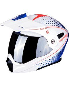 Scorpion ADX-1 Horizon Pearl White/Red/Blue
