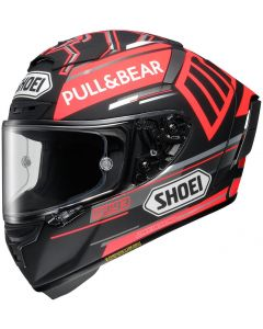 Shoei X-Spirit-III Marquez Black Concept TC-1