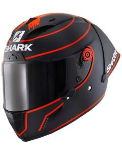 Shark Race-R PRO GP Lorenzo Winter Test 2019 Mat KRK