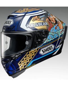 Shoei X-Spirit-III Motegi 3 TC-2