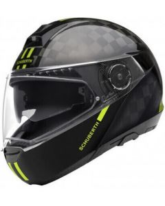 Schuberth C4 Pro Carbon Fusion Yellow 887