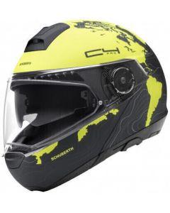 Schuberth C4 Pro Magnitudo Yellow 177
