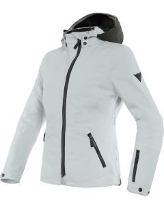 Dainese Mayfair Lady D-Dry Jacket Black/Glacier-Gray/Glacier/Gray 71C