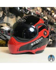 ROOF RO9 Boxxer Fuzo Black/Red